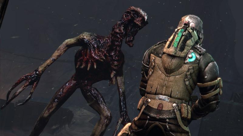 new Necromorph types