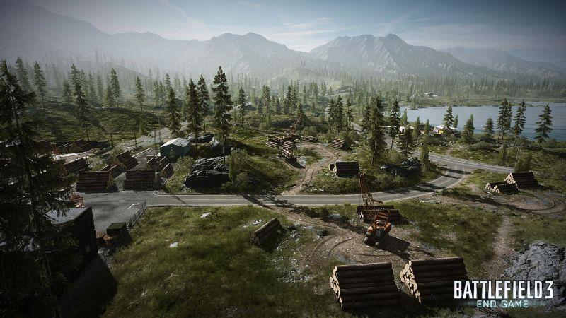 battlefield 3 карты