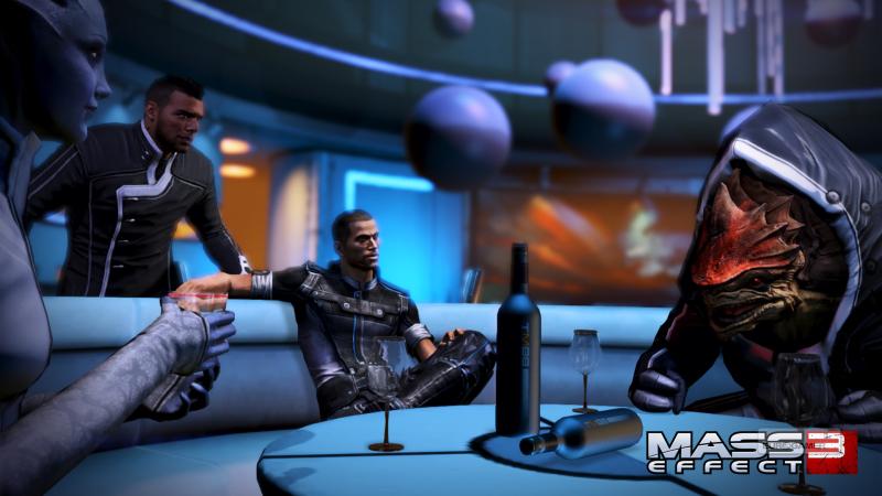 Обзор дополнения Mass Effect 3: Citadel