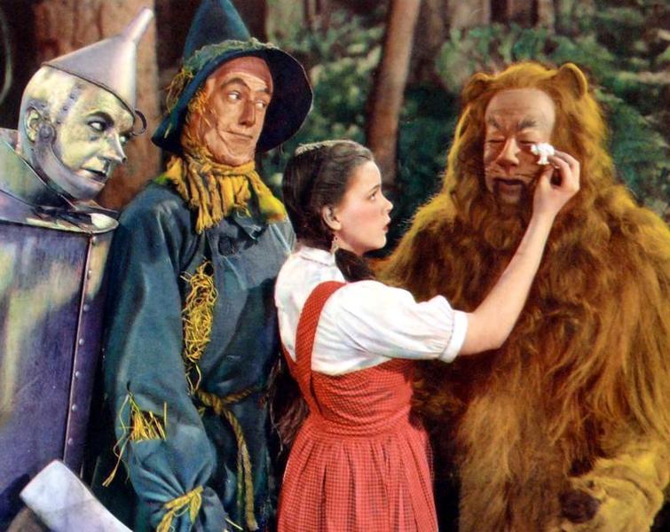 кадр из фильма Wizard of Oz 1939 года