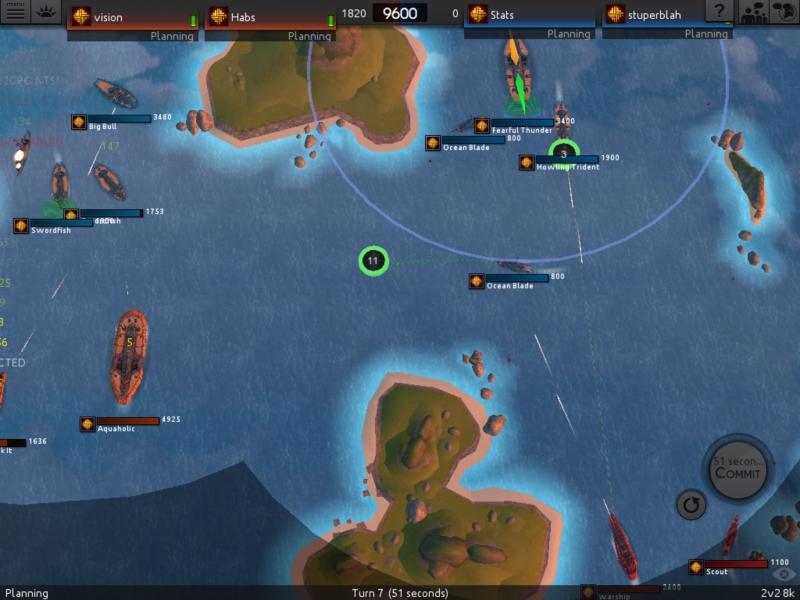 Leviathan planning