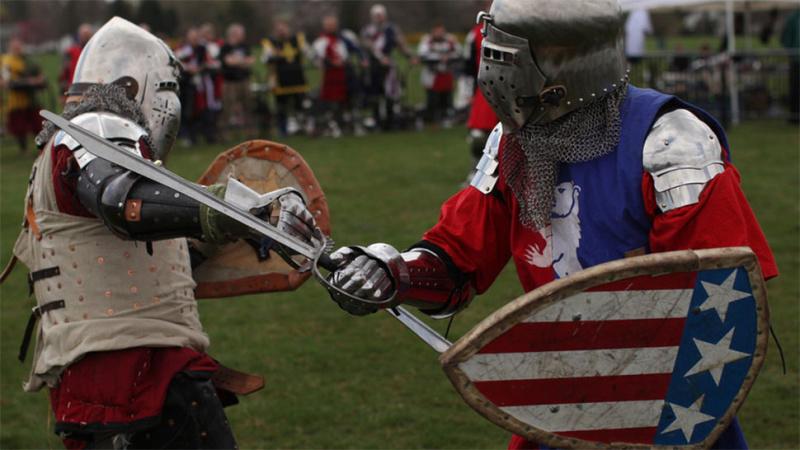 Срежневековые битвы