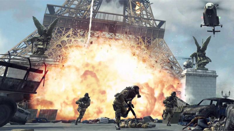 Теория о жестоких видеоиграх