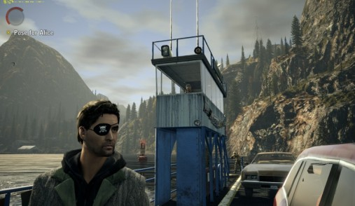 alan wake eye patch