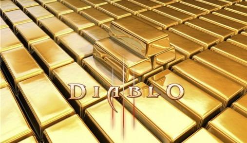 diablo  gold