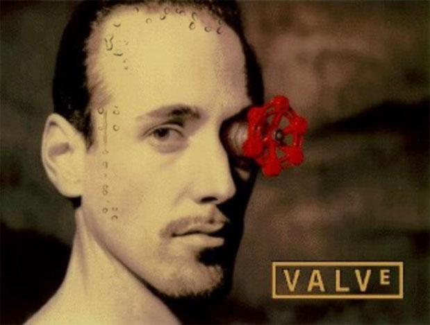 Потный Valve следит за тобой