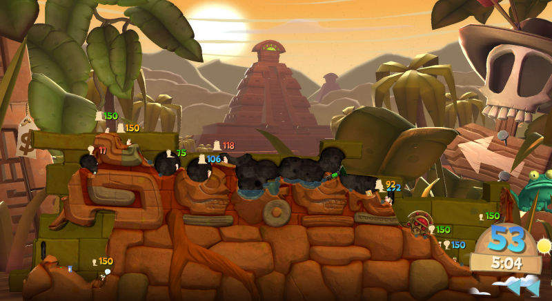 Worms Clan Wars 1