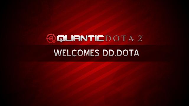 DD.Dota теперь играет за Quantic Gaming