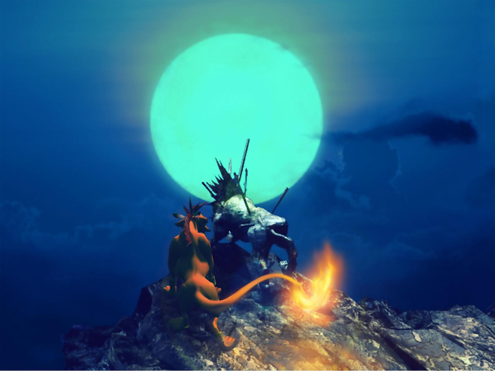 Абсолютное оружие было моей последней целью в Final Fantasy 7