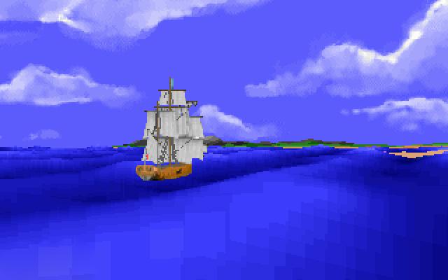 sea legends корабли