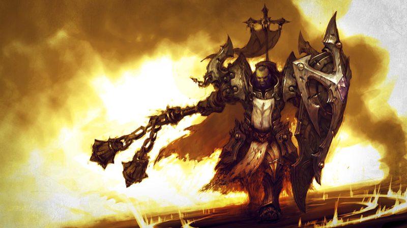 Diablo 3 Reaper of Souls Crusader