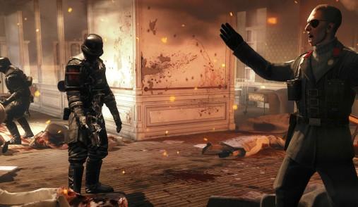 Wolfenstein New Order screenshot