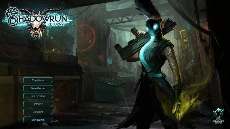 Обзор Shadowrun Returns