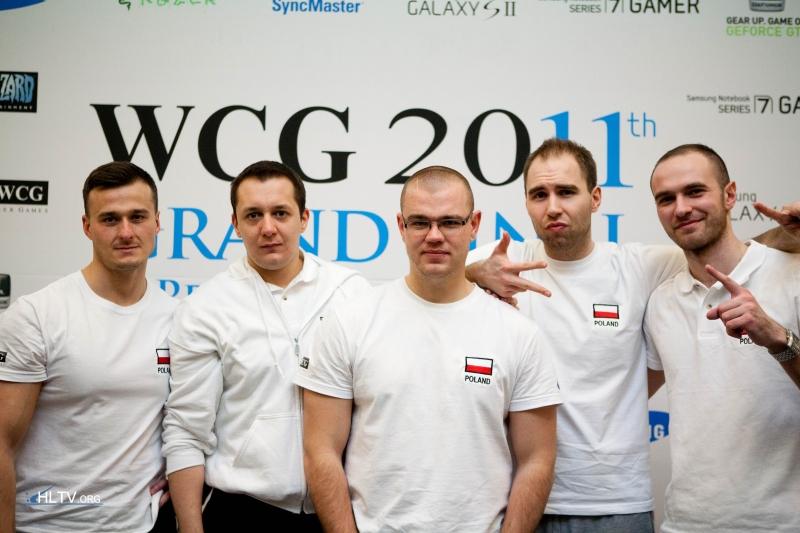 wcg 2011 win