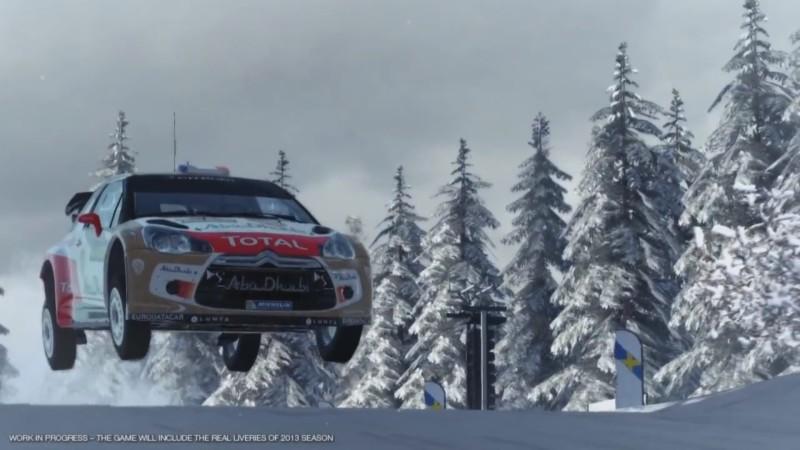 2 trailers WRC 4
