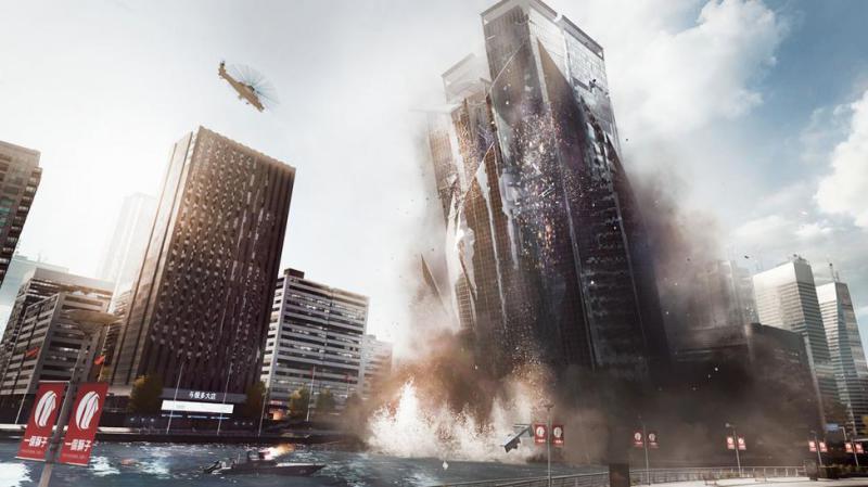 BF4 Siege of Shanghai