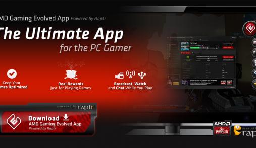 Gaming Evolved