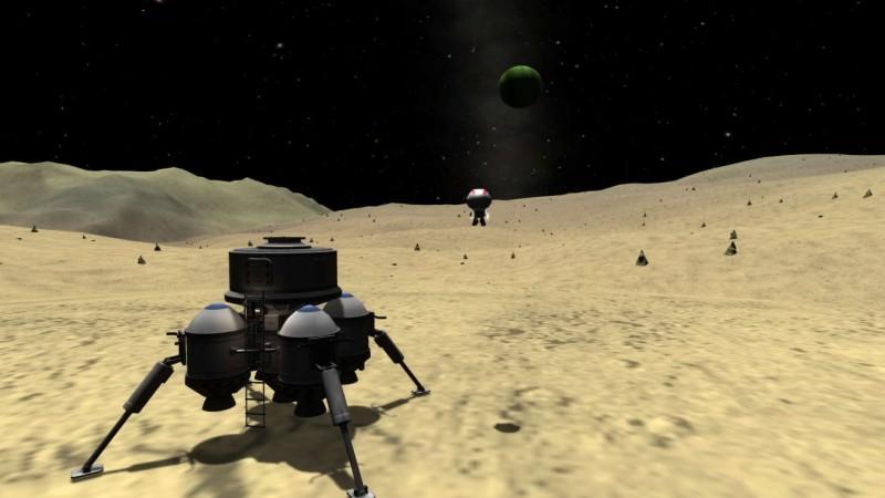 Kerbal Space Program 0.22