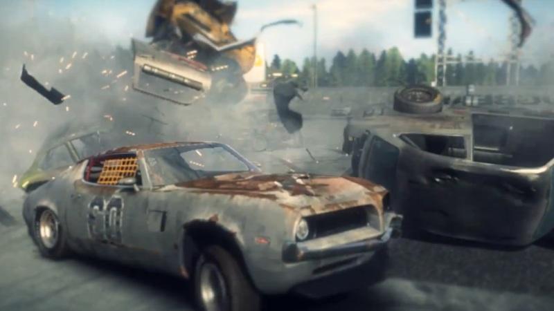 Next Car Game Crush Video