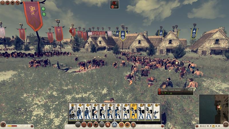 Northern battles