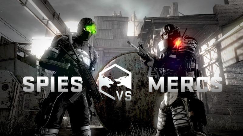 mercs vs spies