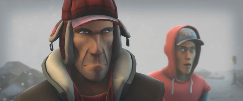 End of the Line TF2 Short
