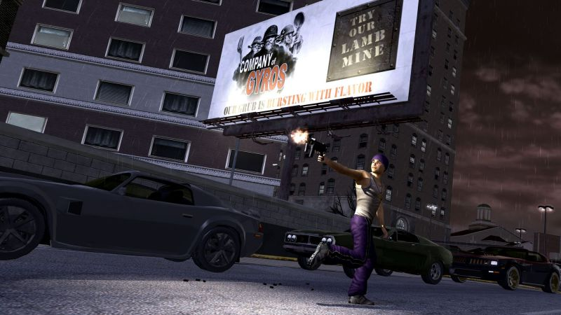 Saints Row 2 narrative