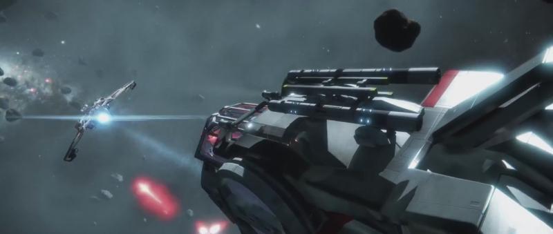 Star Sitizen In-Engine Trailer