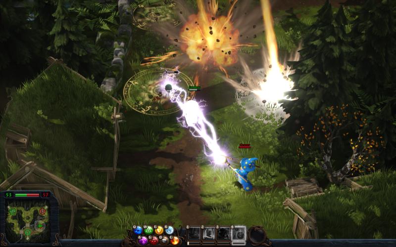 wizardswars-meteor-strike