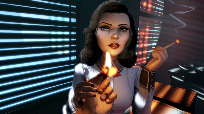 1- Burial at Sea Ep One