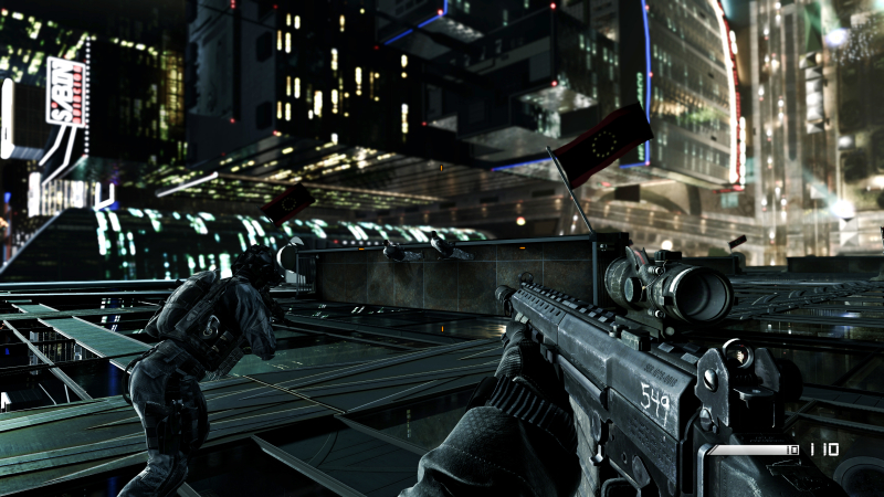 Call of Duty Ghosts - 1