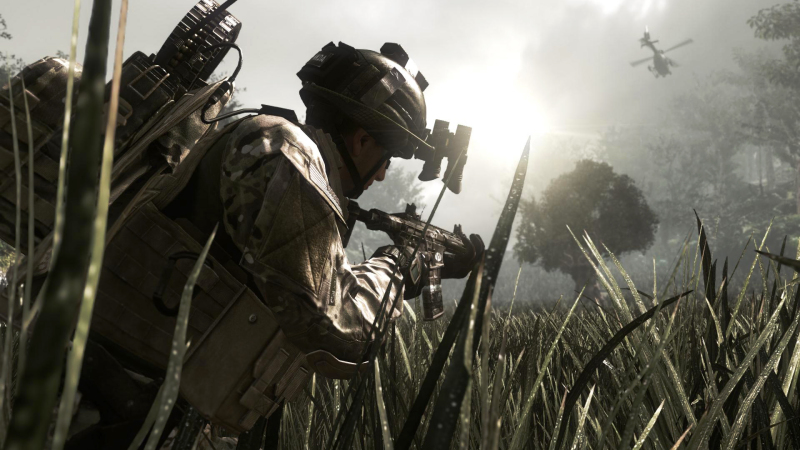 Call of Duty Ghosts Main