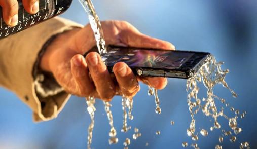 sony signperia water