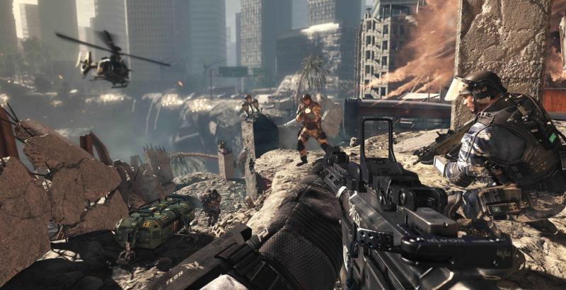 Fow FPS Call of Duty