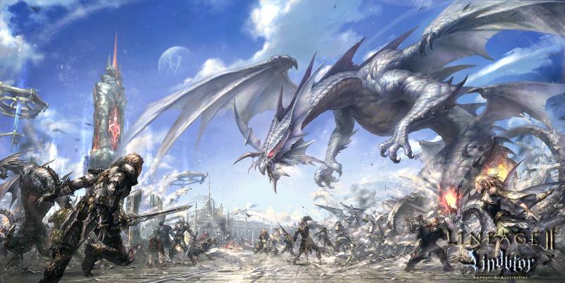 Lindvior-Battle-Art-Lineage2