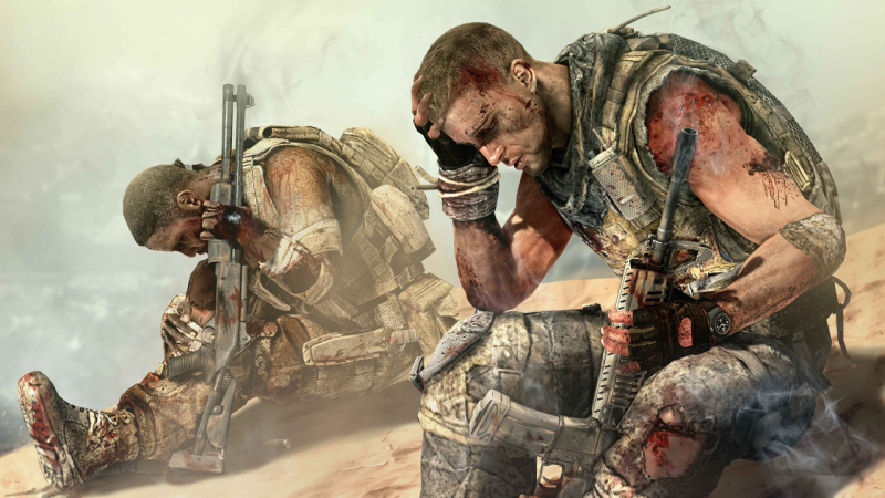 taking games seriously Spec Ops