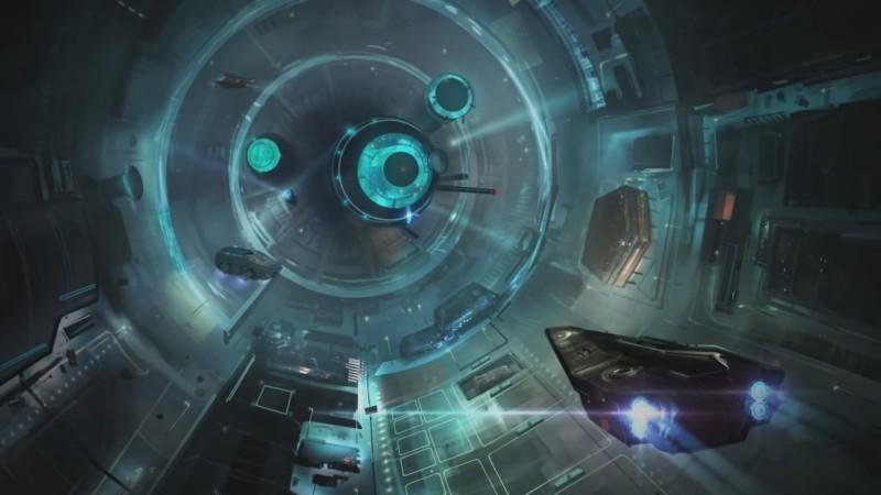 Spaceship Elite