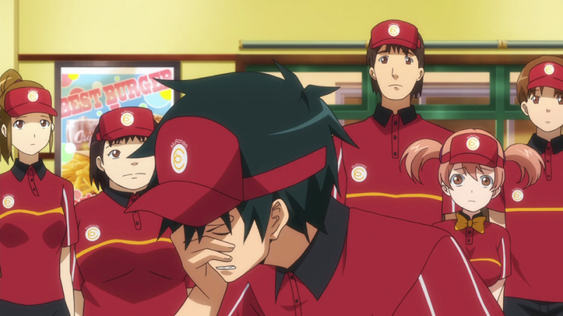 The Devil is a Part Timer