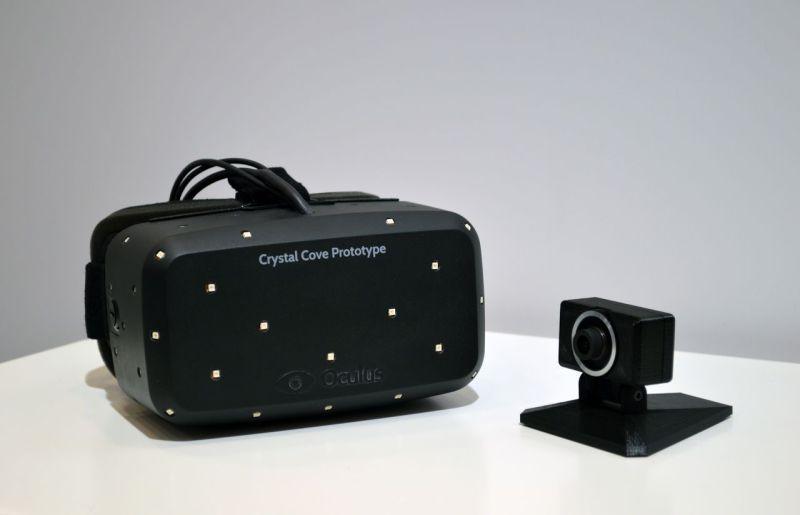 Upgraded 2014 Oculus