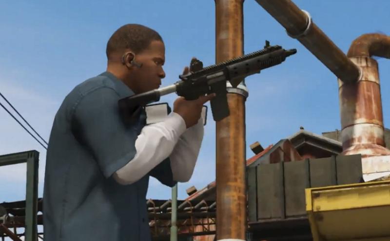 GTA Violence Science