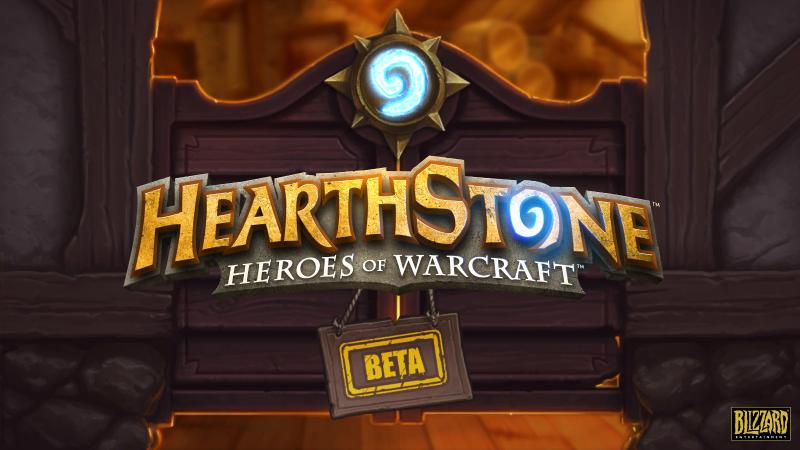 Открытая бета Hearthstone
