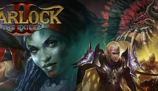 Warlock  Exiled Main