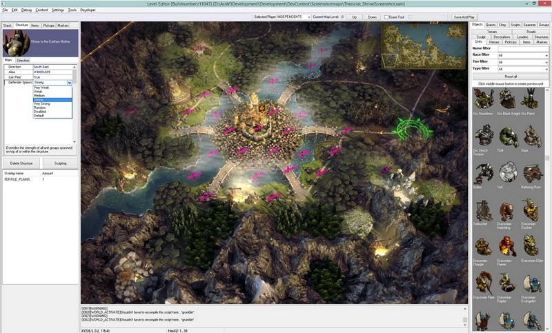 Editor Age of Wonders 3