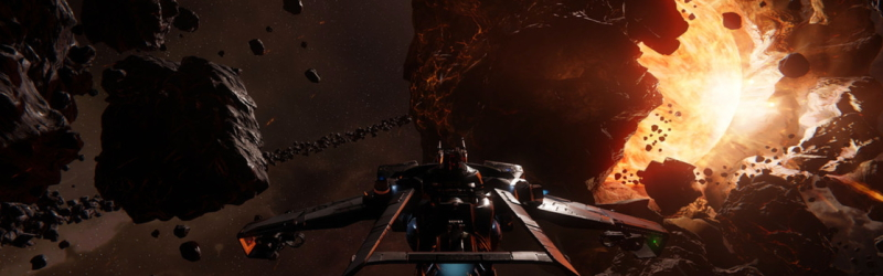 Star Citizen Demo Dogfight