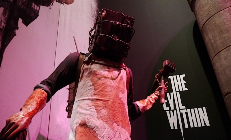 boxman evil within