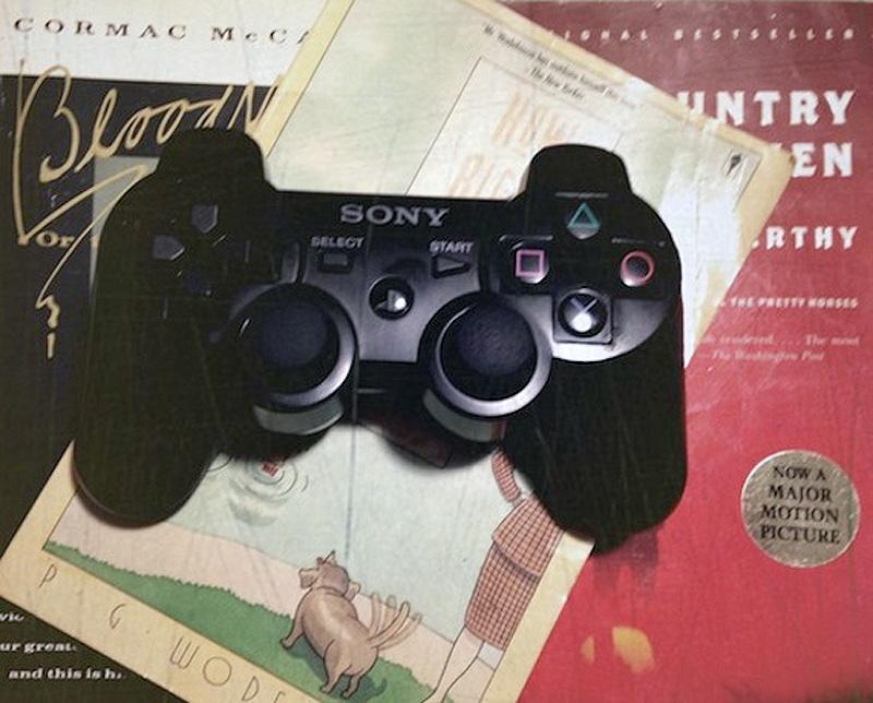 На пересечении литературы и видеоигр