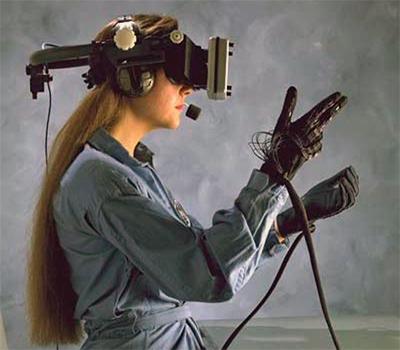 разработка виртуальной реальности