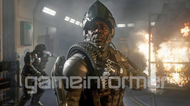 GI Call of Duty Advanced Warfare