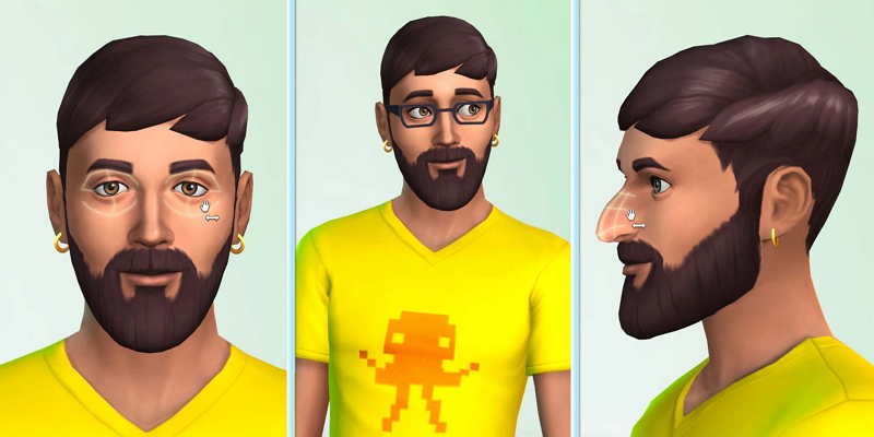 Sims 4 Character creator