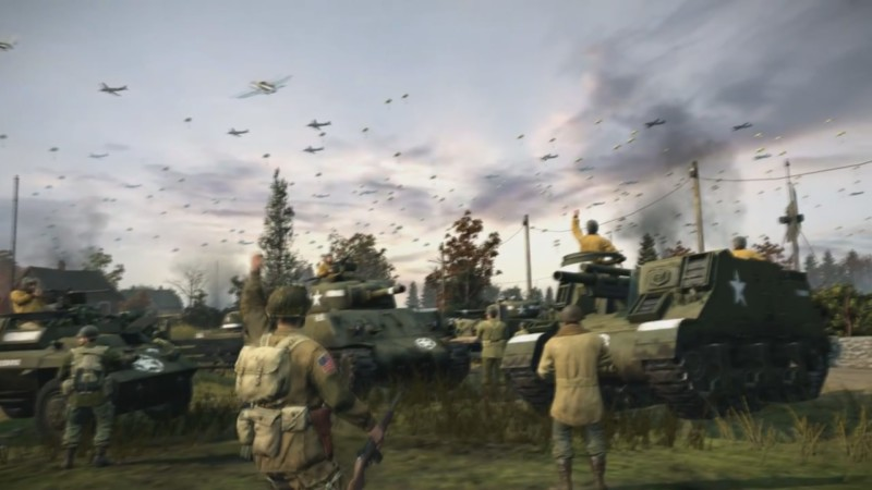 Company of Heroes 2- US Forces Trailer